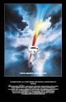 Superman The Movie poster.