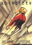 The Rocketeer movie poster.