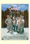 The Sandlot movie poster.