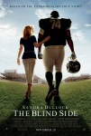 The Blind Side earned Sandra Bullock an Academy Award for Best Actress.