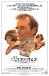The Razor's Edge was Bill Murray's first major attempt at being taken seriously.